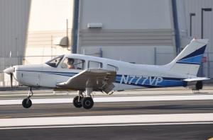 N777VP is the Piper we train in