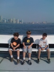 Crossing the Harbor with Cousin Freddy
