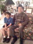 Eighty-five years of age difference between fedora wearers