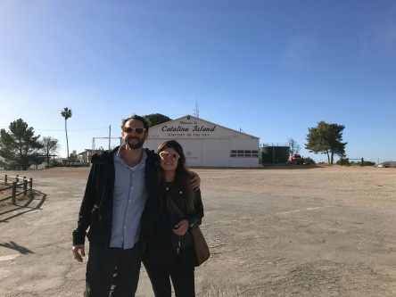 Katie and Ryan, Oct 2017