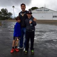 Jon, Nate and Zach Sherman May 2016