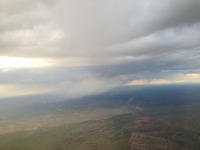 Flying Flagstaff to Albuquerque