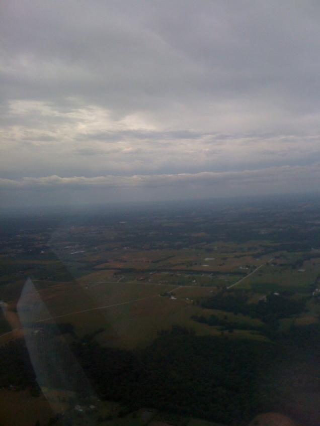 Clouds in Kansas