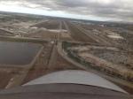 Landing at Camarillo