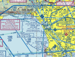 VFR map of LAX and SMO