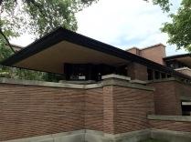 The Robie House, FLLW