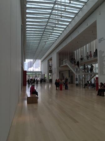 Renzo Piano, beautiful space