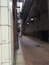 Interesting Alleys in Chicago