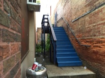 Alleys in Iowa City Are Greener