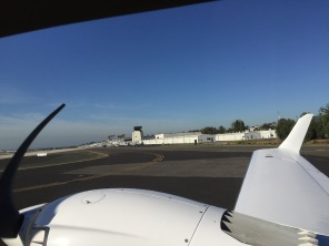 Quick hop to Hawthorne and back