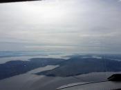 San Juan Islands, as we head south