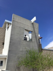 Cracks in the stucco