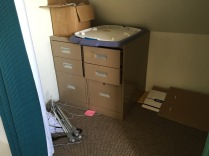 My old file cabinets