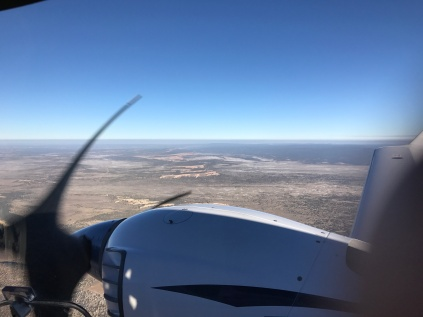 Departing the ABQ Valley