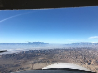 Palm Springs and the Banning Pass