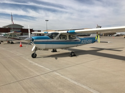 My favorite sort of Cessna